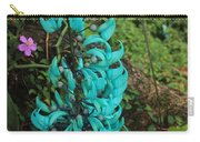 Growing Turquoise Carry-all Pouch
