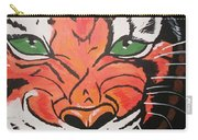 Growling Tiger Carry-all Pouch