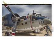 Grumman Tf C1a Trader  Carry-all Pouch