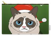 Grumpy Cat Carry-all Pouch