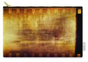Grunge Filmstrip Carry-all Pouch
