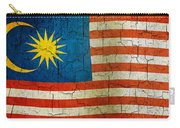 Grunge Malasia Flag  Carry-all Pouch