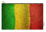 Grunge Mali Flag Carry-all Pouch