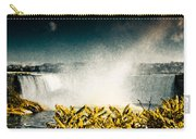 Grunge Niagara Carry-all Pouch