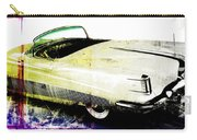 Grunge Retro Car Carry-all Pouch