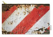 Grunge Stripe Background Carry-all Pouch