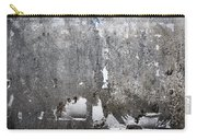 Grungy Concrete Wall Carry-all Pouch