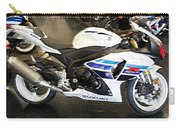Gsxr1000 In Motion Carry-all Pouch