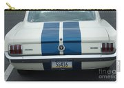 Gt 350 Mustang Carry-all Pouch