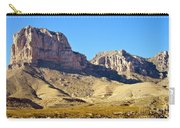 Guadalupe Peaks Carry-all Pouch