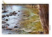 Guadalupe River View Carry-all Pouch