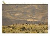 Guanaco Herd, Argentina Carry-all Pouch