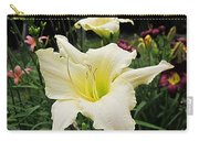Guardian Angel Daylilies Carry-all Pouch