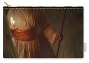 Guardian Angel Carry-all Pouch by Tamer and Cindy Elsharouni