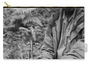 Guardian Of The Mountain Gorillas Carry-all Pouch