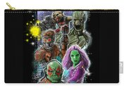 Guardians Of The Galaxy Carry-all Pouch