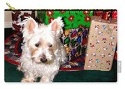 Guarding Christmas Carry-all Pouch