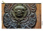 Guatemala Door Decor 1 Carry-all Pouch