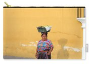 Guatemala Lady Carry-all Pouch