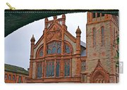 Guildhall In Londonderry Northern Ireland Carry-all Pouch