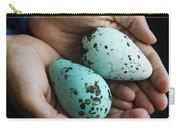 Guillemot Egg Carry-all Pouch