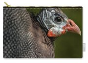 Guineafowl Carry-all Pouch
