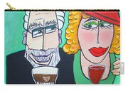 Guinness Man With The Woman Of His Dreams Carry-all Pouch