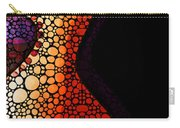 Guitar Art - She Waits Carry-all Pouch