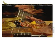 Guitar Autumn 2 Carry-all Pouch