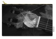 Guitar Autumn 4 - Bw Carry-all Pouch
