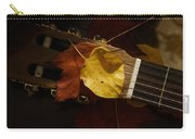 Guitar Autumn 4 Carry-all Pouch