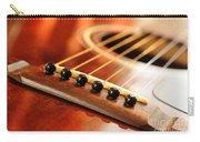 Guitar Bridge Carry-all Pouch