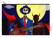 Guitar Man Upstairs Carry-all Pouch