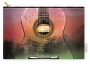 Guitar Nature  Carry-all Pouch