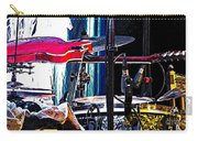 10261 Seasick Steve's Guitar On Drum Carry-all Pouch