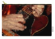Guitar Pastel Chalk 1 Carry-all Pouch