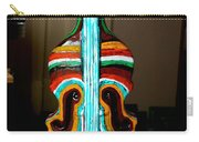 Guitar Vase Carry-all Pouch