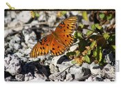 Gulf Fritillary Butterfly - Agraulis Vanillae Carry-all Pouch