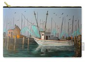 Gulf Shrimpers Carry-all Pouch