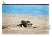Gull At Lido Beach Iv Carry-all Pouch