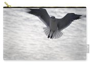 Gull From The Heavens Carry-all Pouch