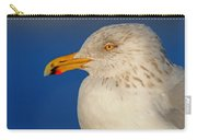 Gull Portrait Carry-all Pouch