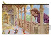 Gulliver At Lilliput Carry-all Pouch