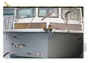Gulls And Boat Carry-all Pouch