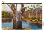 Gum Trees Of The Snowy River Carry-all Pouch