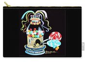 Gumball Machine And The Lollipops Carry-all Pouch