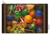 Series - Gumball Silver Bars With Graffiti - Iconic New York City Carry-all Pouch