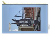 Gumbo File Carry-all Pouch