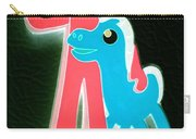 Gumby And Pokey B F F Negative Carry-all Pouch