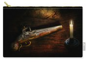 Gun - Pistol - Romance Of Pirateering Carry-all Pouch by Mike Savad